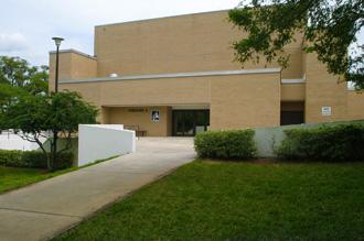Theatre 2 - Building Exterior